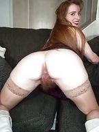 Hairy Naked Girl